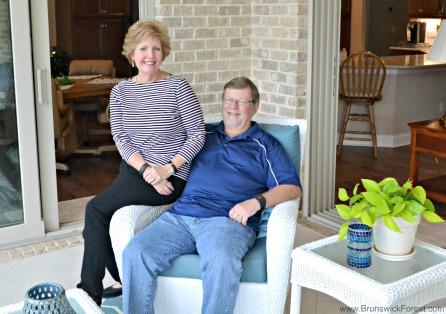 Bill and Cheryl Davenport