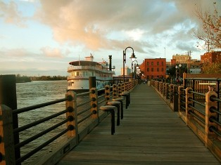 LIVING IS EASY IN THE PORT CITY- WILMINGTON, NC