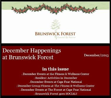 DECEMBER EVENTS 2013