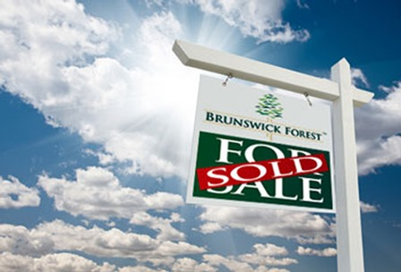 BF Sold Sign