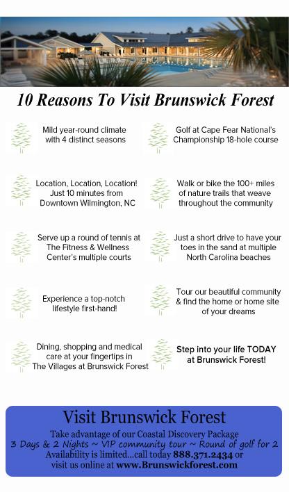 Visit Brunswick Forest