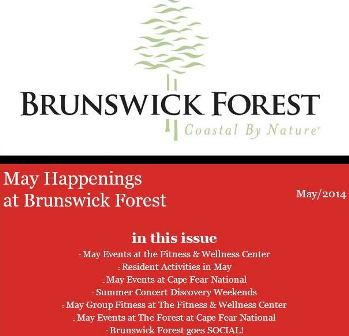 MAY EVENTS 2014