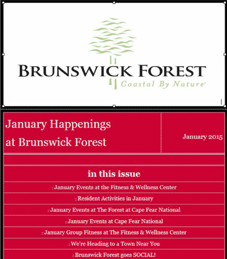 JAN EVENTS 2015