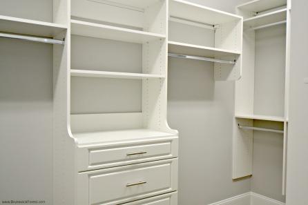 cabinet drawers closet