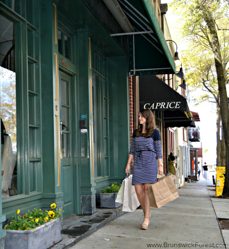shopping downtown Wilmington