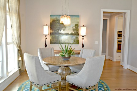 DINING ROOM CHANDELIERS 1