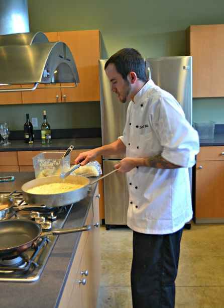 Chef Randall Potter