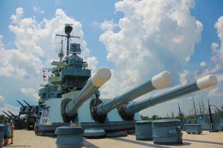 USS BATTLESHIP