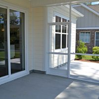 Pierre's Bay At Brunswick Forest Screened Loggia
