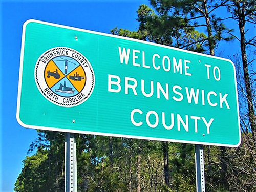 Welcome To Brunswick County