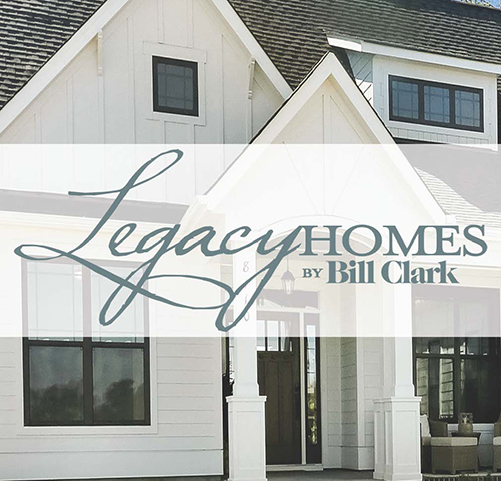 Icon For Legacy Homes by Bill Clark